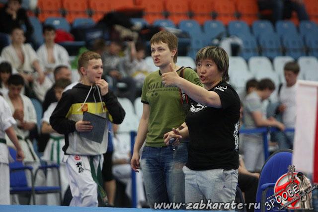 Zabkarate.ru Первенство России Шинкиокушинкай карат