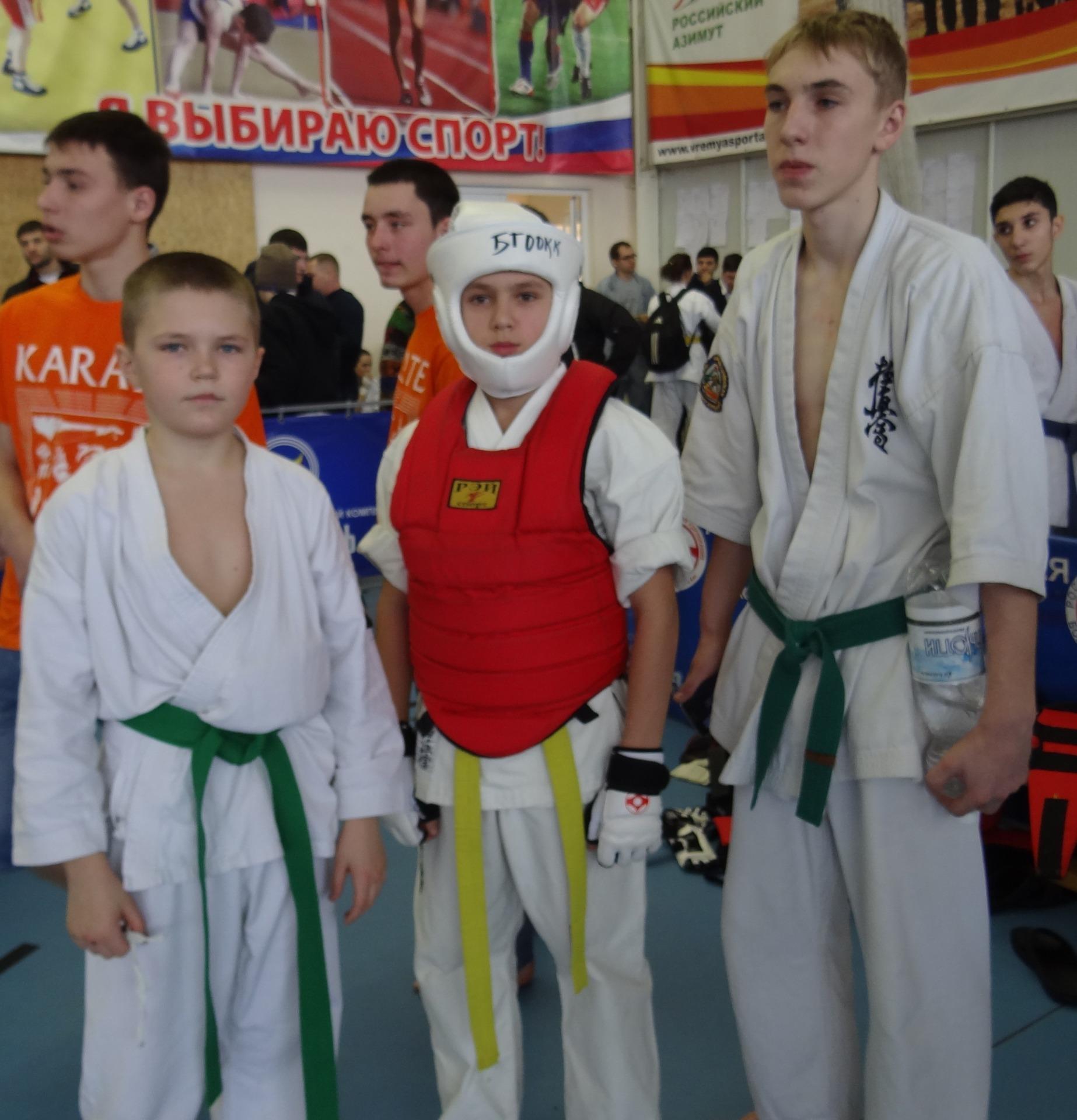 Чемпионат ДФО Каратэ Киокушинкай