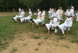 Летние учебно-тренировочные сборы - 2016